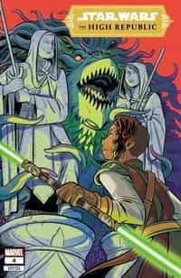 Star Wars High Republic #4 Variant Bustos