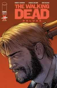 Walking Dead #12 Deluxe Edition CVR B Moore and Mccaig