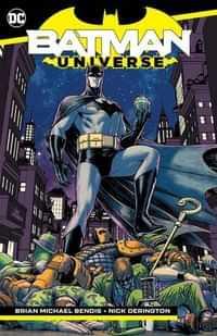 Batman TP Batman Universe