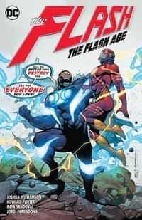 Flash TP V14 The Flash Age