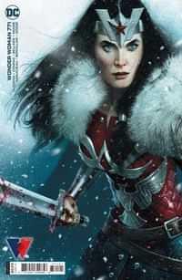 Wonder Woman #771 CVR B Cardstock Joshua Middleton