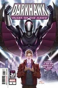 Darkhawk Heart Of Hawk #1