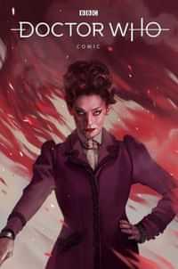 Doctor Who Missy #1 CVR C Caranfa