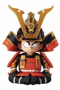 Dragon Ball Figure Japanese Armor and Helmet