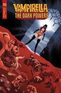 Vampirella Dark Powers #5 CVR D Lau