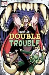 Thor And Loki Double Trouble #2 Variant Vecchio