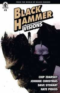 Black Hammer Visions #3 CVR C Zaffino