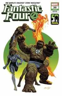 Fantastic Four #30 Variant Acuna The Thing-thing