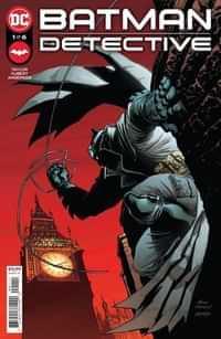 Batman The Detective #1 CVR A Andy Kubert