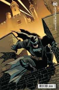 Batman The Detective #1 CVR B Cardstock Andy Kubert
