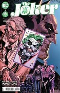 Joker #2 CVR A Guillem March