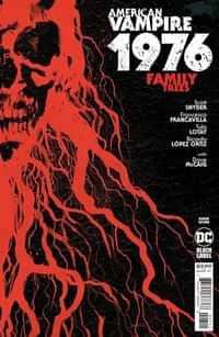 American Vampire 1976 #7 CVR A Rafael Albuquerque