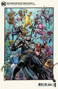 Batman Fortnite Zero Point #2 CVR B CardStock Duce