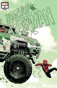 Non-stop Spider-man #2 Variant 25 Copy Bachalo