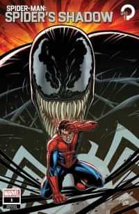 Spider-man Spiders Shadow #1 Variant Ron Lim