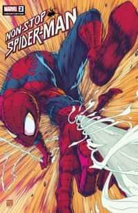 Non-stop Spider-man #2 Variant Okazaki