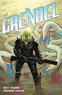 Grendel Devils Odyssey #5 CVR B Stenbeck