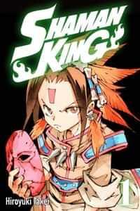 Shaman King GN Omnibus Edition V1