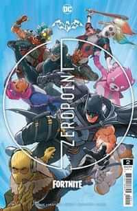 Batman Fortnite Zero Point #2 CVR A