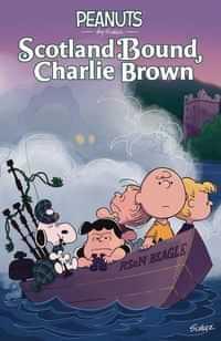 Peanuts GN Scotland Bound Charlie Brown