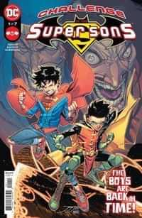 Challenge Of The Super Sons #1 CVR A Jorge Jimenez