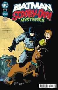 Batman and Scooby-doo Mysteries #1
