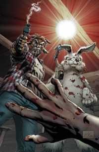 Man Goat and Bunny Man #1 CVR A Salazar