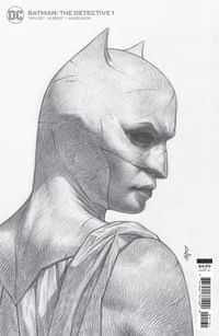 Batman The Detective #1 Variant 25 Copy Cardstock Riccardo Federici