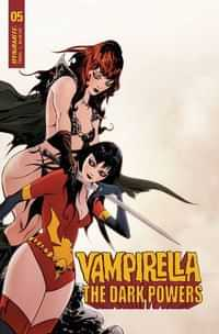 Vampirella Dark Powers #5 CVR A Lee