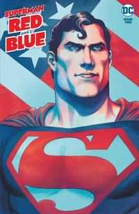 Superman Red and Blue #2 CVR A Nicola Scott