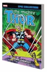 Thor TP Epic Collection Final Gauntlet