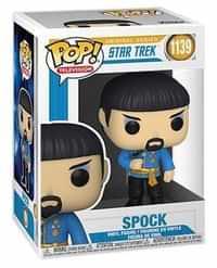 Funko Pop Star Trek Mirror Mirror Spock