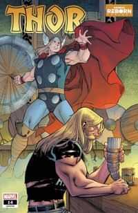 Thor #14 Variant Pacheco Reborn