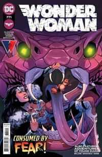 Wonder Woman #771 CVR A Travis Moore