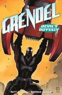 Grendel Devils Odyssey #5 CVR A Wagner