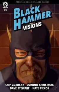 Black Hammer Visions #3 CVR A Zdarsky