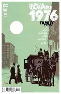American Vampire 1976 #7 CVR B Jorge Fornes