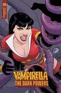 Vampirella Dark Powers #5 CVR E Kano