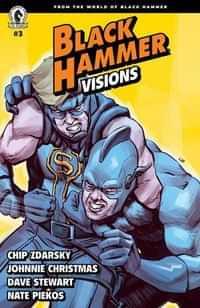Black Hammer Visions #3 CVR B Loo