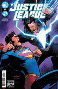 Justice League #60 CVR A David Marquez