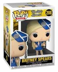 Funko Pop Rocks Britney Spears Catsuit