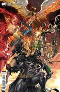 Justice League #60 CVR B Cardstock Kael Ngu