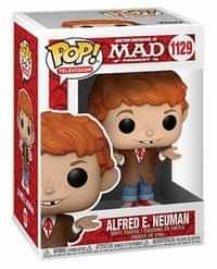 Funko Pop Mad TV Alfred E Neuman