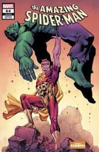 Amazing Spider-man #64 Variant Pacheco Reborn