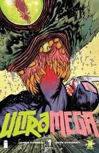 Ultramega By James Harren #1 Second Printing