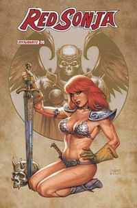 Red Sonja #26 CVR B Linsner