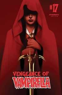 Vengeance Of Vampirella #17 CVR B Oliver