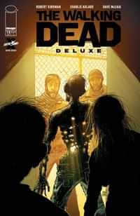 Walking Dead #13 Deluxe Edition CVR B Moore and Mccaig