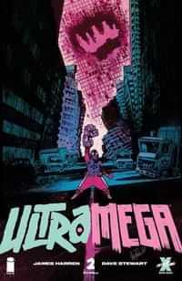 Ultramega By James Harren #2 CVR A Harren