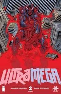 Ultramega By James Harren #2 CVR B Bertram